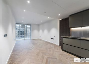 Thumbnail 1 bed flat for sale in Circus Road West, London