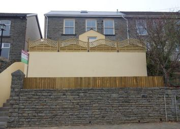 Thumbnail 4 bed semi-detached house for sale in Bryn Terrace, Ystrad