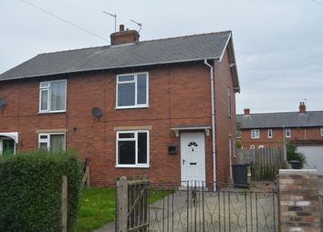 Thumbnail 3 bed semi-detached house for sale in Johnson Street, Selby