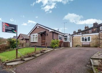 Thumbnail 2 bed bungalow for sale in Station Road, Whitworth, Rochdale, Lancashire