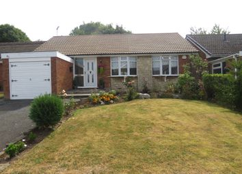 Thumbnail 3 bed detached bungalow for sale in Newquay Close, Walsall