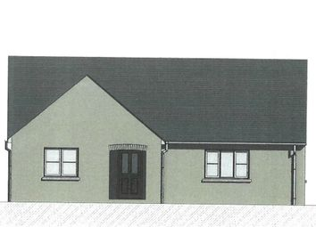 Thumbnail 3 bed detached bungalow for sale in Plot 41 Parc Loktudi (Maesgwynne Meadow), Fishguard, Pembrokeshire