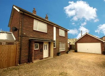 Thumbnail 3 bed detached house for sale in Gate House, Capel Grove, Capel St Mary