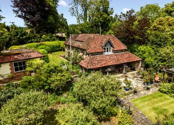 Thumbnail 4 bed detached house for sale in Court Cottage, Madehurst Road, Madehurst, Arundel