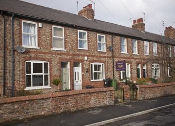 Thumbnail 3 bed terraced house to rent in Howe Hill Road, York