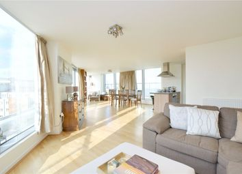 Thumbnail 2 bed flat for sale in Atrium Heights, 4 Little Thames Walk, Deptford, London