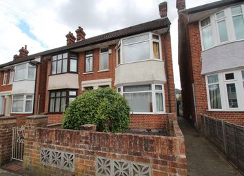 Thumbnail 4 bed semi-detached house for sale in Locarno Road, Ipswich