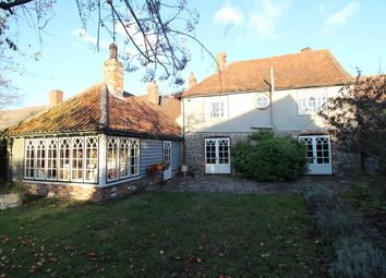 Thumbnail 3 bed terraced house to rent in The Street, Woolpit, Bury St. Edmunds