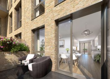 Thumbnail 4 bedroom town house for sale in Brentford Lock West, Durham Wharf Drive, London