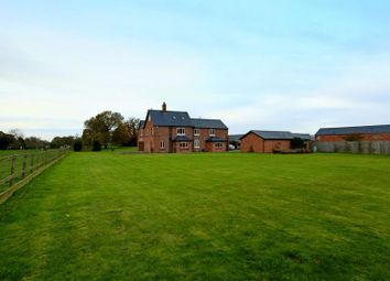 Thumbnail 7 bed detached house to rent in Blakenhall, Nantwich