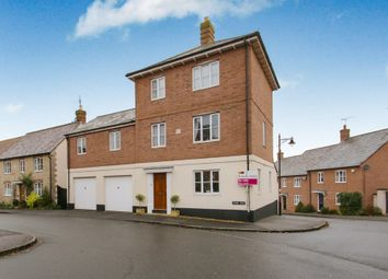 Thumbnail 4 bedroom detached house for sale in Hillyfields, Taunton