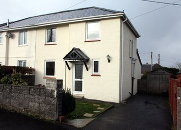 Thumbnail 3 bed semi-detached house to rent in 23 Binkham Hill, Yelverton