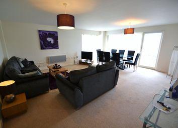 Thumbnail 3 bed flat to rent in Alexandria Victoria Wharf, Watkiss Way, Cardiff Bay