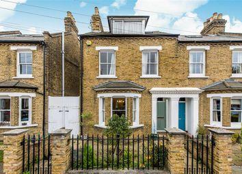 Thumbnail 4 bed property to rent in Heathfield South, Twickenham