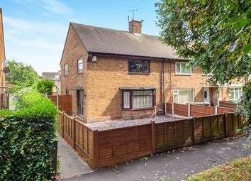 Thumbnail 3 bed semi-detached house for sale in Pennard Walk, Nottingham