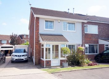 Thumbnail 3 bed semi-detached house for sale in Ca'r Pwll, Dinas Powys