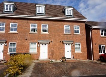 Thumbnail 4 bed end terrace house for sale in The Shardway, Birmingham