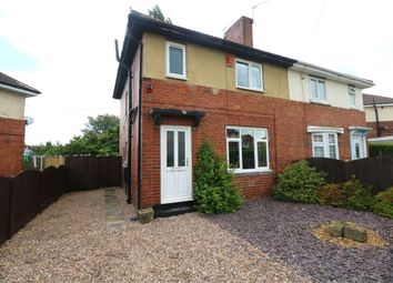 Thumbnail 3 bed semi-detached house to rent in Campbell Drive, Herringthorpe, Rotherham, South Yorkshire