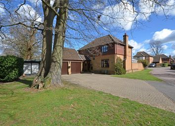 Thumbnail 4 bed detached house for sale in William Sim Wood, Winkfield Row, Bracknell