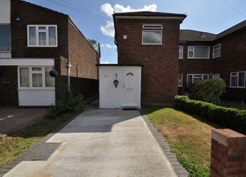 Thumbnail 2 bed maisonette to rent in Essex Close, Romford