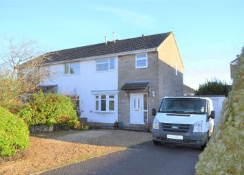 Thumbnail 3 bed semi-detached house for sale in Welton Grove, Midsomer Norton, Radstock