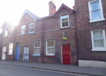 Thumbnail 2 bedroom terraced house to rent in Mill Street, Wem, Shrewsbury