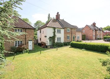 Thumbnail 3 bed cottage for sale in Church Terrace, Cheveley