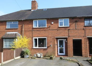 Thumbnail 3 bed town house for sale in Stallington Road, Blythe Bridge