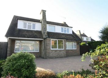 Thumbnail 3 bed detached house for sale in Hawkhurst Way, Bexhill-On-Sea