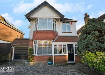 Thumbnail 4 bed detached house for sale in Chessel Avenue, Southampton, Hampshire