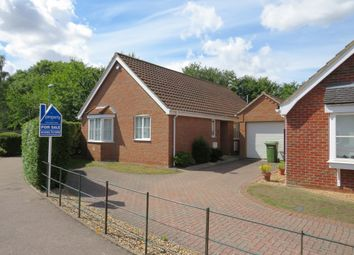 Thumbnail 3 bed detached bungalow for sale in Copplestone Close, Worlingham, Beccles