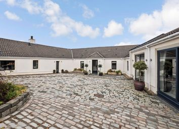 Thumbnail 3 bed detached bungalow for sale in Rosemere Cottage, Braehead Road, Thorntonhall