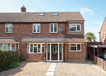 Thumbnail 4 bed semi-detached house to rent in Bittams Lane, Ottershaw, Chertsey