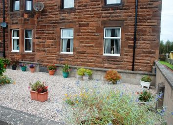 Thumbnail 3 bed flat for sale in 23 Goldie Crescent, Dumfries