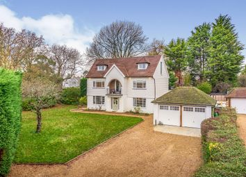 Thumbnail 4 bed detached house for sale in Crescent Road, Burgess Hill