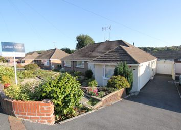 Thumbnail 2 bed semi-detached bungalow to rent in Green Park Road, Plymstock, Plymouth