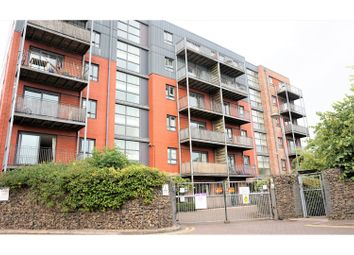 Thumbnail 2 bed flat for sale in 6 The Waterfront, Manchester