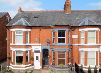Thumbnail 3 bed terraced house for sale in Wistaston Road, Willaston, Nantwich