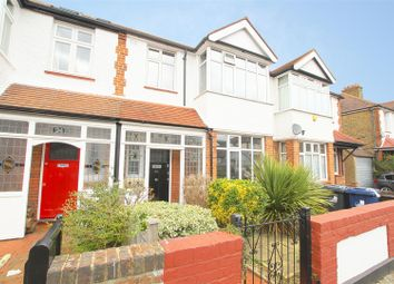 Thumbnail 3 bedroom terraced house to rent in Erlesmere Gardens, London
