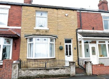 Thumbnail 2 bed terraced house for sale in Queens Terrace, Mexborough, South Yorkshire