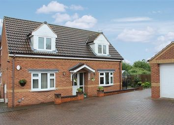 Thumbnail 4 bed detached house for sale in New Street, Donisthorpe, Swadlincote