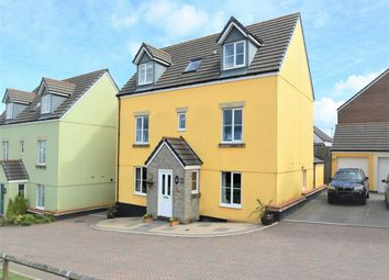 Thumbnail 5 bed detached house for sale in King Charles Street, Falmouth