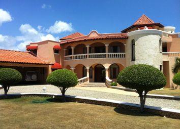 Thumbnail 4 bed villa for sale in Cabarete, Dominican Republic