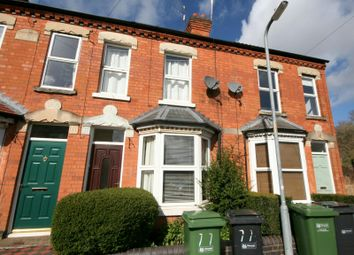 Thumbnail 3 bed terraced house to rent in Lower Chestnut Street, Worcester