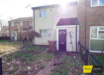 Thumbnail 2 bedroom terraced house for sale in Cartbridge Walk, Walsall