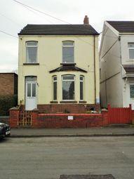 Thumbnail 3 bedroom detached house for sale in Mansel Street, Swansea, Swansea