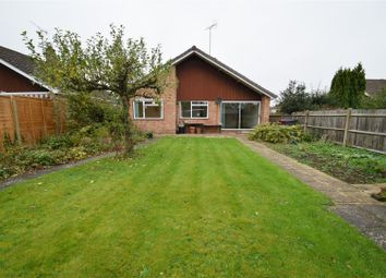 Thumbnail 3 bed detached bungalow for sale in Marchwood Avenue, Emmer Green, Reading