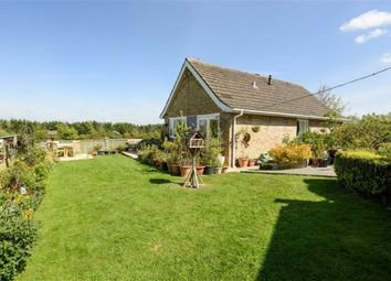 Thumbnail 3 bed detached bungalow for sale in Crane Furlong, Highworth, Wiltshire