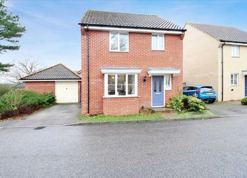 Thumbnail 3 bed detached house for sale in Wall Street, Grange Farm, Kesgrave, Ipswich