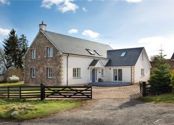 Thumbnail 5 bed detached house for sale in Trimontium View, Midlem, Roxburghshire